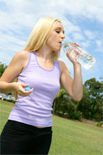 Burn Calores with Water - By Drinking it!