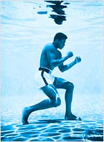 Sparring In The Pool With DeltaBells!™